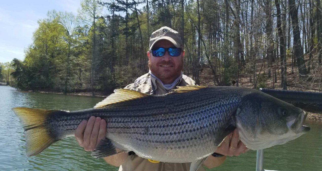 Georgia Fishing Report: April 13, 2018