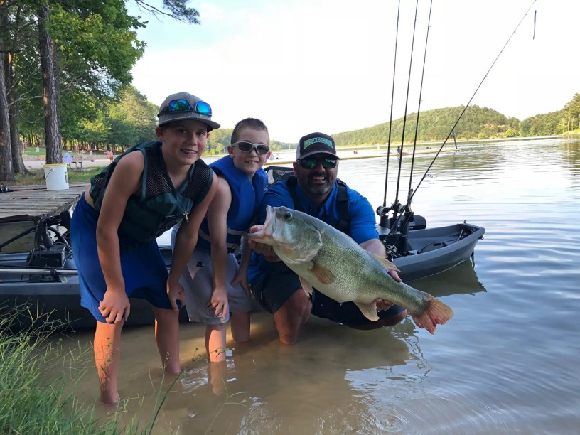 Georgia Fishing Report: June 29, 2018 | Georgia Wildlife Blog