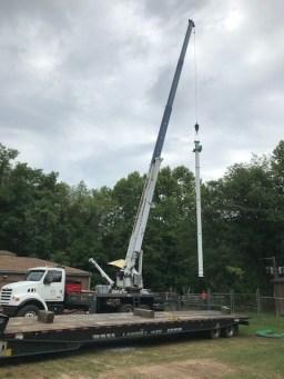 Buford intake pump install 6-14-18