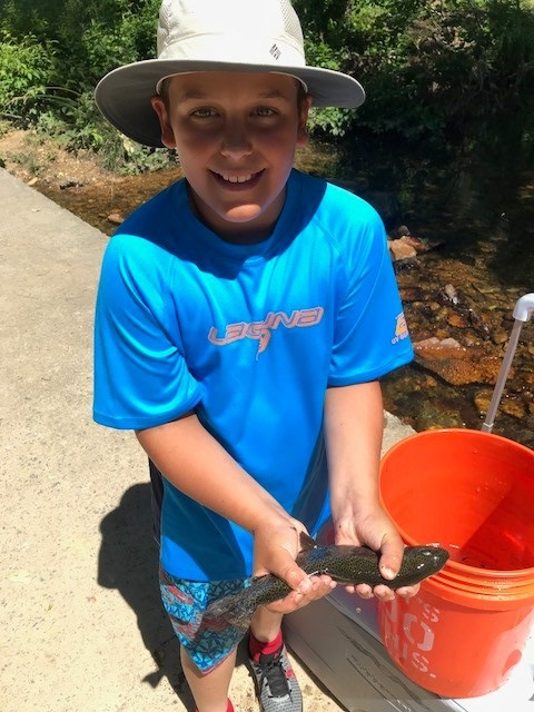 2018 Cherokee County Fish Camp