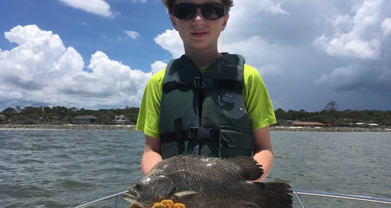 Georgia Fishing Report: July 13, 2018