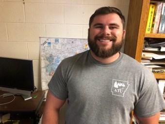 Biologist Zach Day1