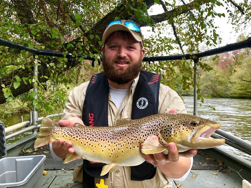 Georgia Fishing Report: October 26, 2018   Georgia Wildlife Blog