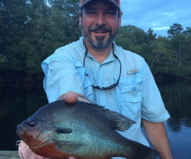 Georgia Fishing Report: October 12, 2018