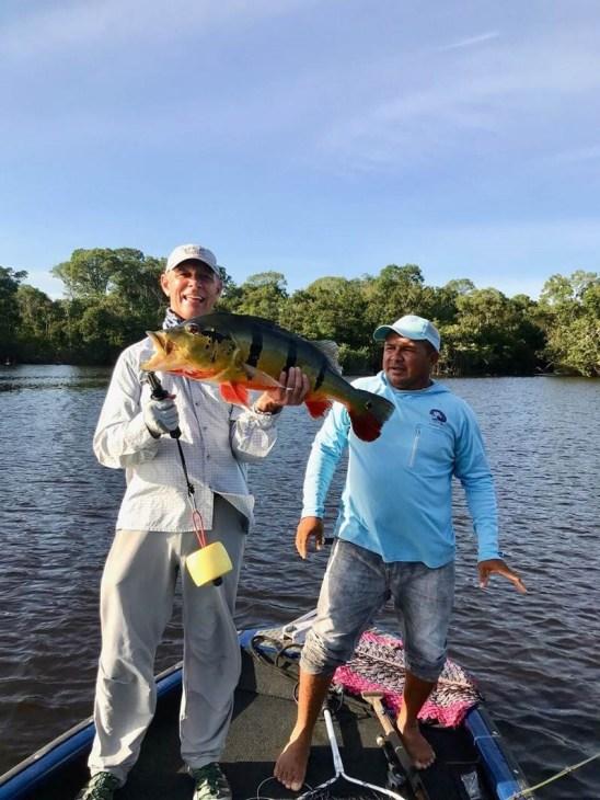 14 lb Peacock Bass