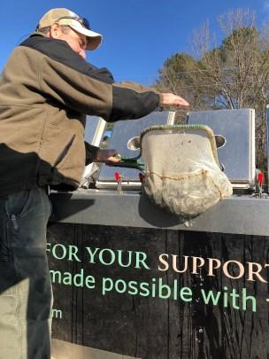 summ trout rbt finger to Burton JLT Feb 2019