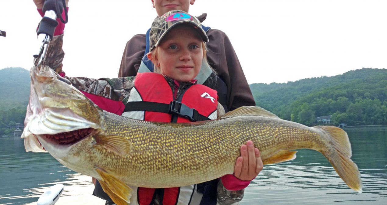 5 Tips for Fall Walleye Fishing