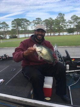 SE GA Sherron Williams Angler Award Crappie 11-18-19