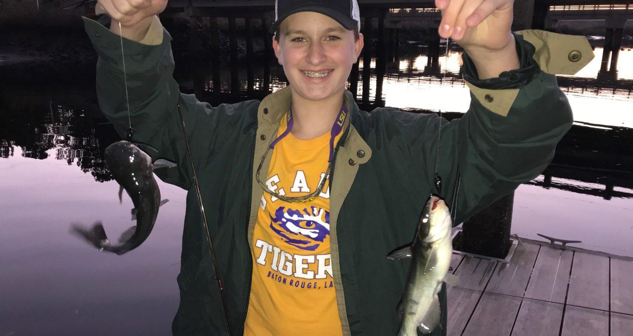 Georgia Fishing Report: December 27, 2019