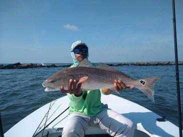 SEGA Justin Bythwood Redfish 6 20