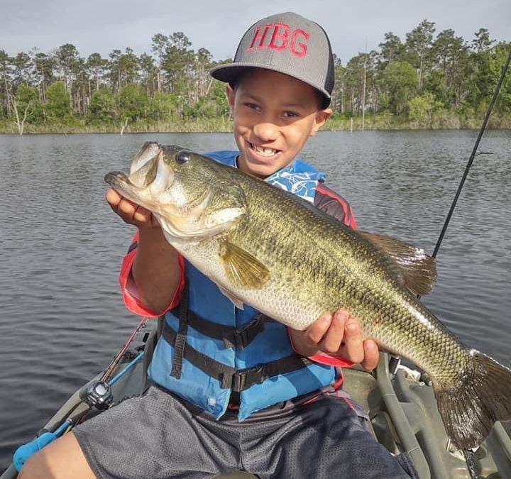 Georgia Fishing Report: May 14, 2021