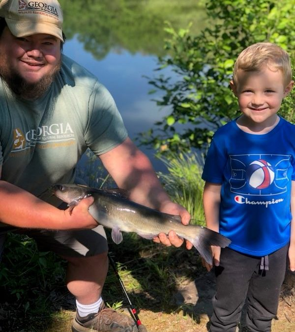 Georgia Fishing Report: May 28, 2021
