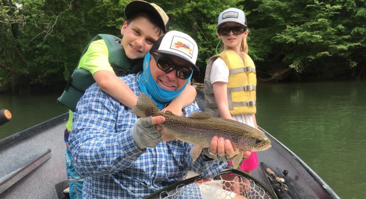 Georgia Fishing Report: July 30, 2021