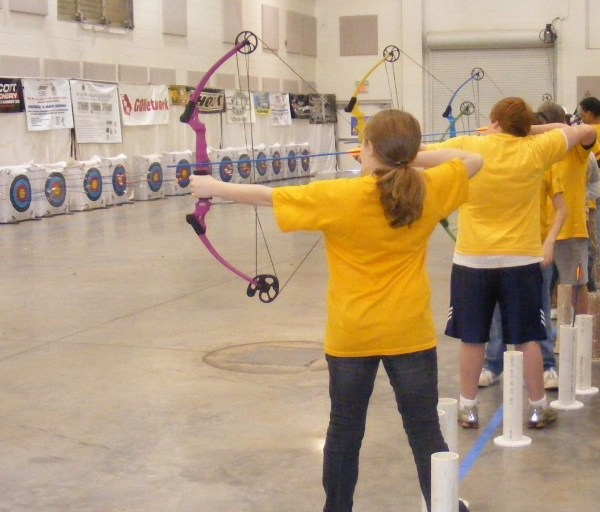 NASP National Archery Tournament