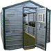 Backyard Portable Greenhouses Icon