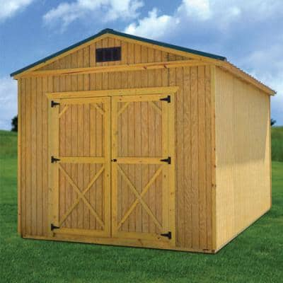 Utility Extra Height Barn