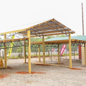 Pole barns for sale