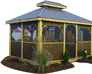 Yard Barns Gazebo Icon