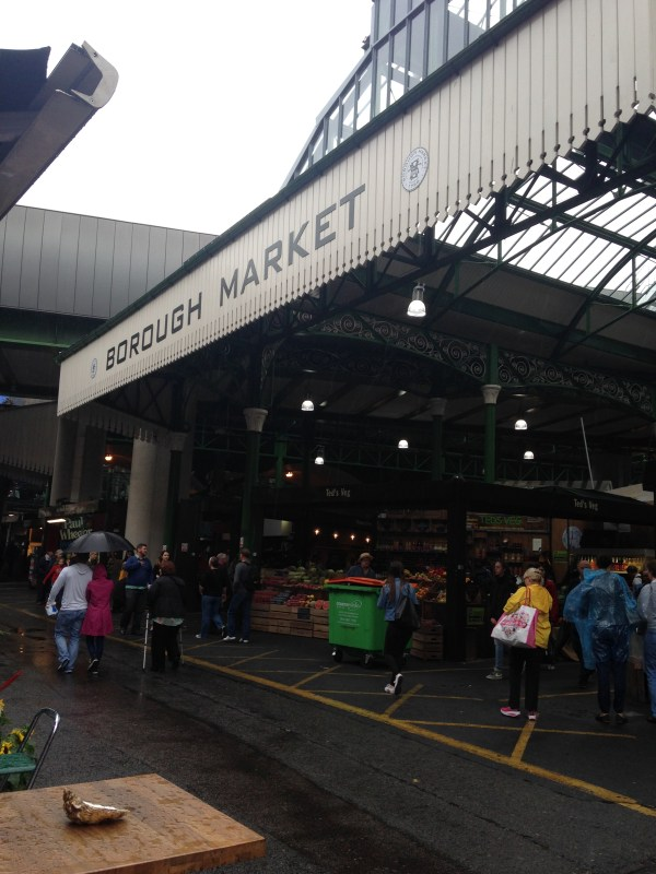 Borough Market London Georgieats