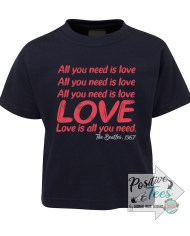 All you need is love_NAVY KIDS