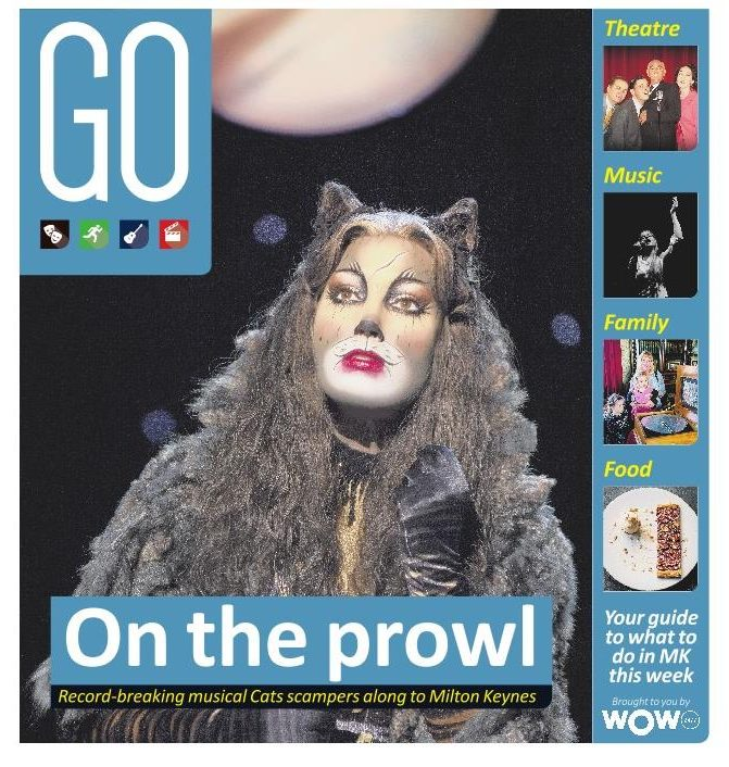 MK Citizen GO! 20th October 2016 - Cats on the cover
