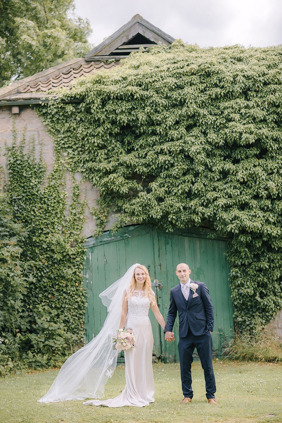 Country Village Wedding Photography Yorkshire Wedding