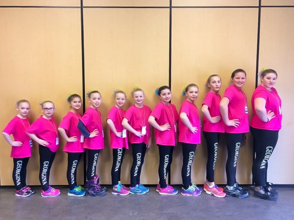 2016-2017 Elementary Ice-Ations - Synchro Capers - 29JAN2017