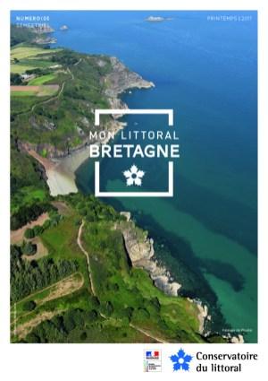 Mon littoral - Bretagne n°51, Conservatoire du Littoral (couverture et pages intérieures)