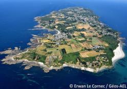Lorient-Agglomération - Mission photos réalisée dans le cadre de révision de PLU de l'île de Groix (2017)