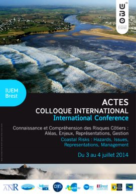 Actes du Colloque international (Couverture)