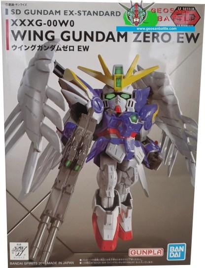 SD GUNDAM EX-STANDARD 1/144 WING GUNDAM ZER EW - Nº 004
