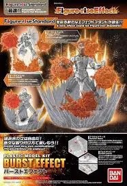 BANDAI FIGURE RISE BURST EFFECT
