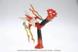 BANDAI POKEMON PLASTIC MODEL COLLECTION MEGA BLAZIKEN - Nº 37
