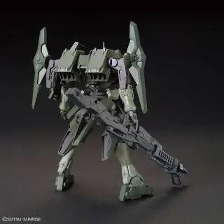HGBF 1/144 STRIKER GN-X - Nº 065