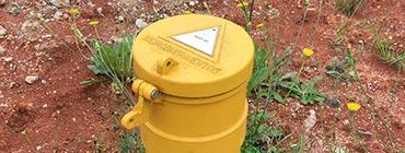 Poços de Monitoramento (Contaminação de Água)