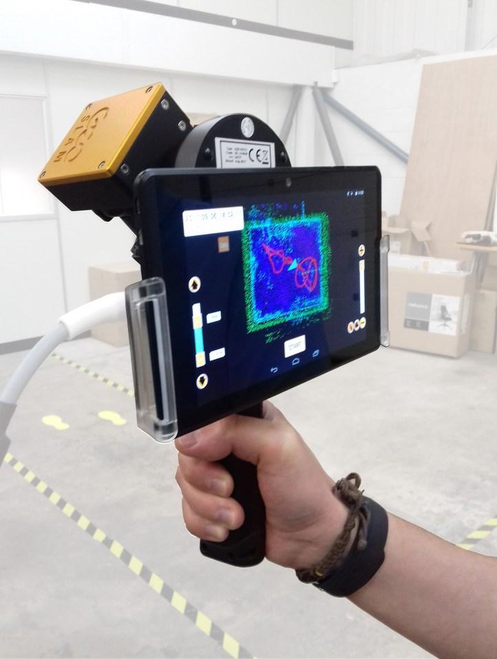 RealTime Handheld