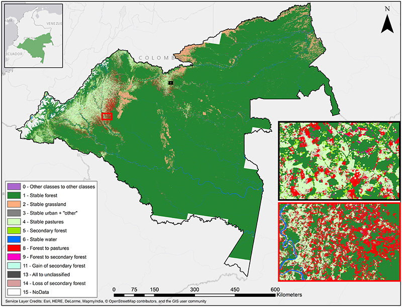 Researchers use satellite data to track deforestation in tropical regions  Geospatial World