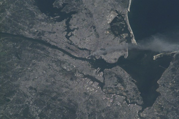 September 11 2001 From Space