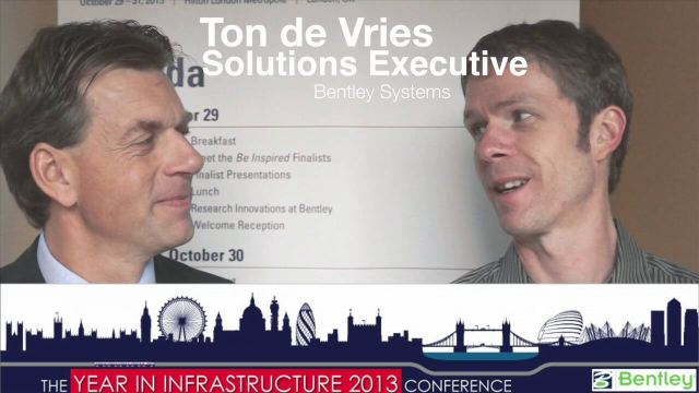 Ton de Vries Interview
