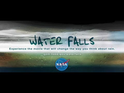 NASA | WATER FALLS Movie Trailer