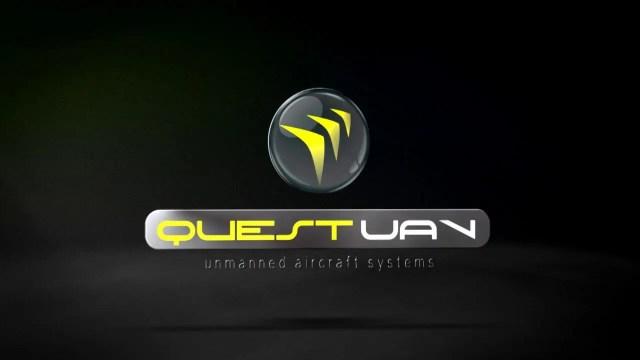 QuestUAV Parachute Landing