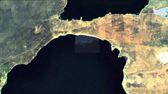 Satellites help spot whales