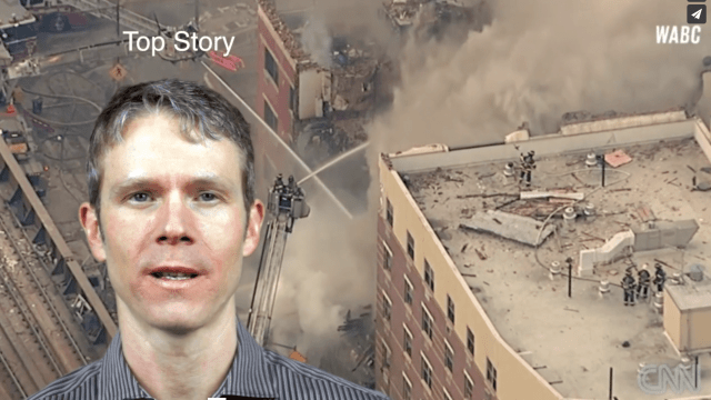 3_19 Infrastructure Broadcast (NYC Gas Explosion, Canada vs. U.S. Infrastructure and More)