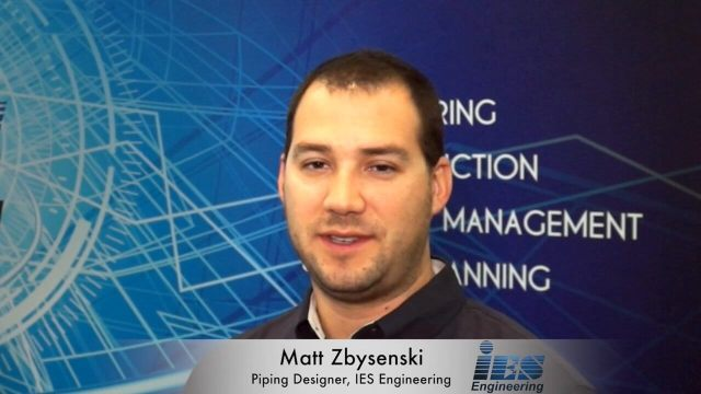 Matt Zbysenski Interview (IES Engineering)