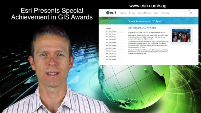 7_23 Esri UC Broadcast (Video Recap, Exhibitor News and More)