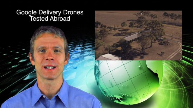9_4 Earth Imaging Broadcast (Galileo Malfunction, Drones and More)