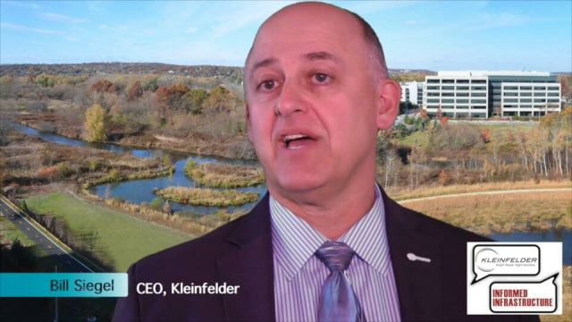 Kleinfelder Interview – Bill Siegel, CEO