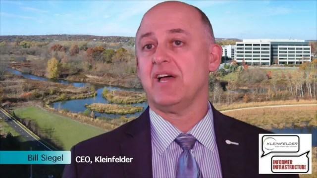 Kleinfelder Interview – Bill Siegel, CEO