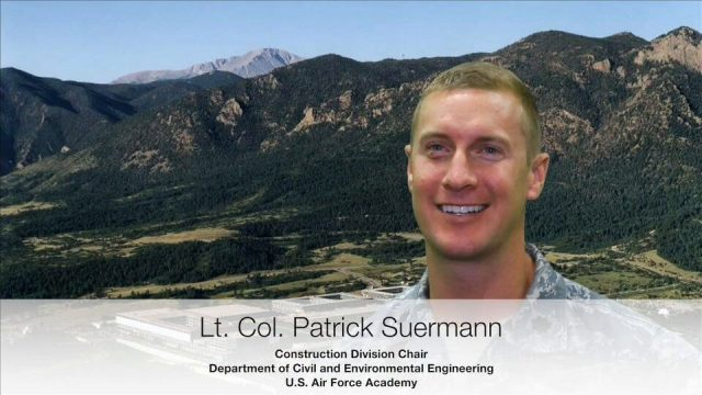 USAFA Reality Capture Showcase: Lt. Col. Patrick Suermann