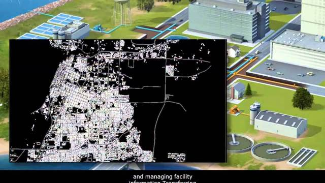 AECO Software to Manage the Urban Water Infrastructure Lifecycle